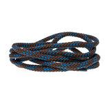 Wandelschoenveter Bruin/Blauw 180CM_