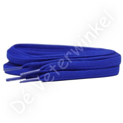 Plat 5mm Polyester Koningsblauw SPECIALE LENGTE