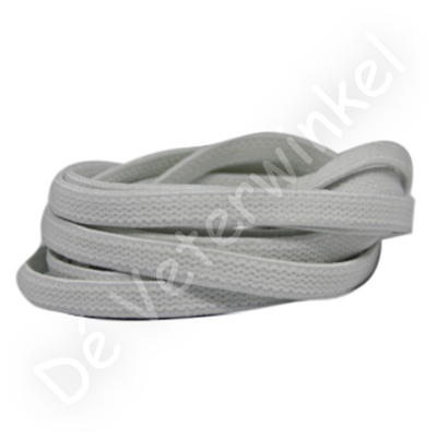 Flat ELASTIC 7mm White SPECIAL LENGTH