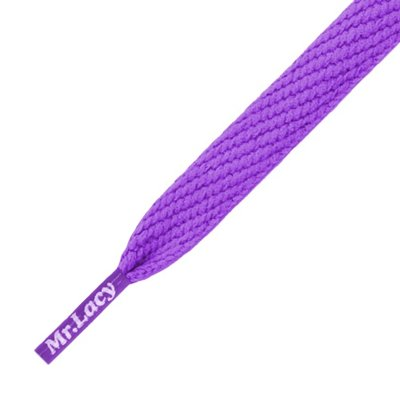 Mr.Lacy Flatties Purple 130cm