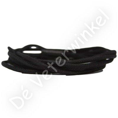 Waxveters zwart 120cm