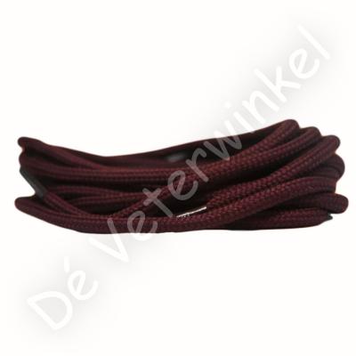 Rond 5mm polyester Bordeaux SPECIALE LENGTE