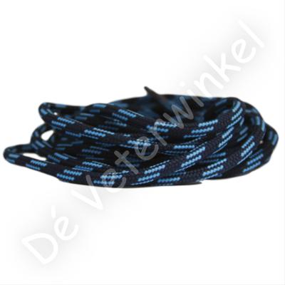 Outdoorveter 5mm Donkerblauw/Blauw SPECIALE LENGTE