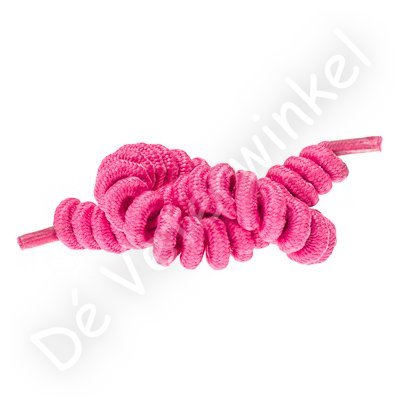 Krulveters Roze 120cm