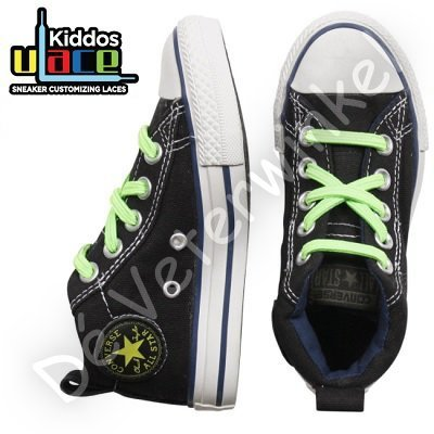 Mix-N-Match KIDDOS Bright Green