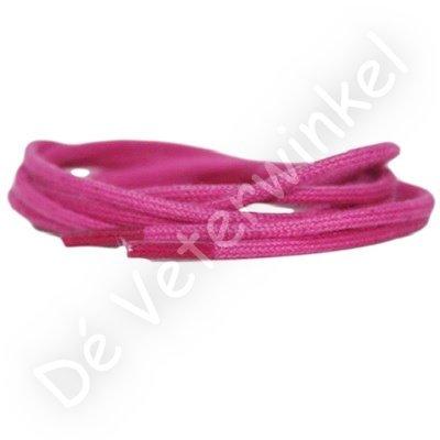 Koordveter 3mm katoen Roze SPECIALE LENGTE