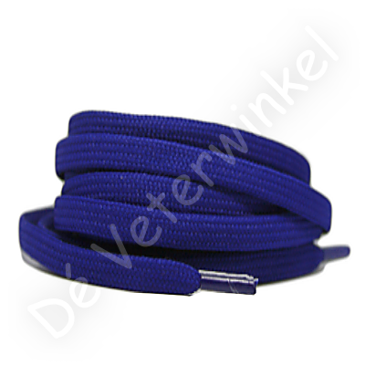 Plat 8mm polyester Marineblauw SPECIALE LENGTE