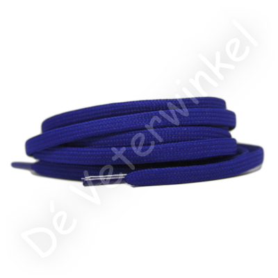 Plat 5mm Polyester Marineblauw SPECIALE LENGTE