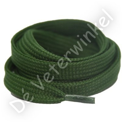 Plat 10mm polyester Groen SPECIALE LENGTE