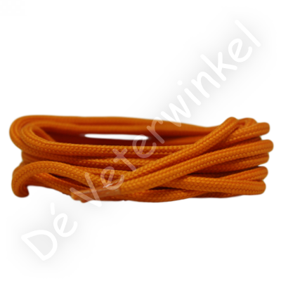 Rond 5mm polyester Oranje SPECIALE LENGTE