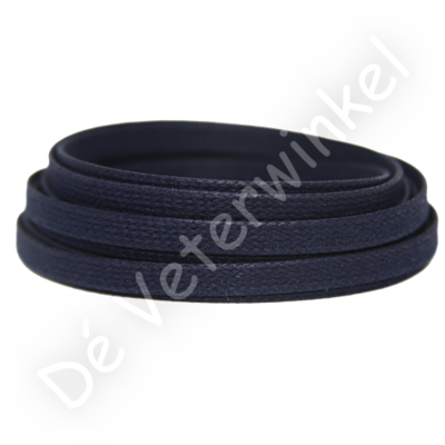 Plat 7mm LICHTWAX Donkerblauw SPECIALE LENGTE