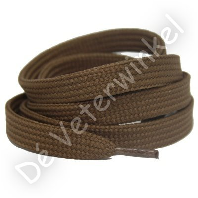 Plat 10mm polyester Taupe SPECIALE LENGTE