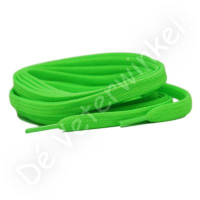 Plat 5mm Polyester NeonGroen SPECIALE LENGTE