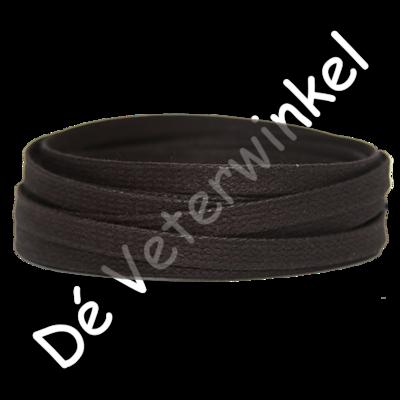 Plat 7mm LICHTWAX Donkerbruin SPECIALE LENGTE