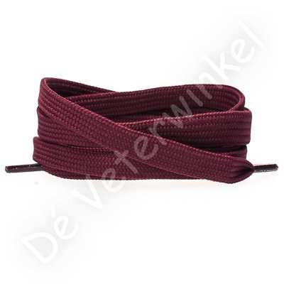 Plat 8mm polyester Burgundy SPECIALE LENGTE