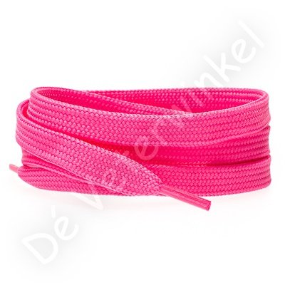 Plat 8mm polyester Roze SPECIALE LENGTE