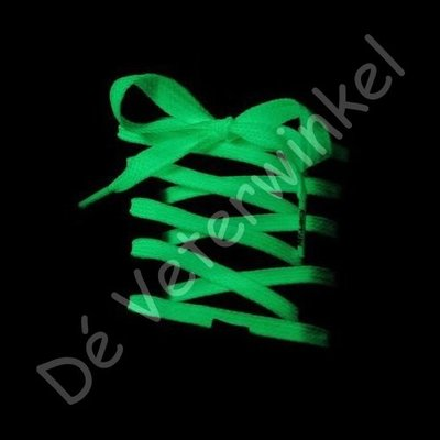 Plat 10mm Glow in the dark SPECIALE LENGTE OP=OP