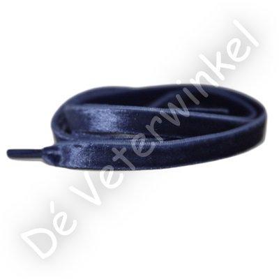 Fluweel 10mm Blauw SPECIALE LENGTE
