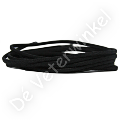 Trendveter 3mm WAX Zwart SPECIALE LENGTE