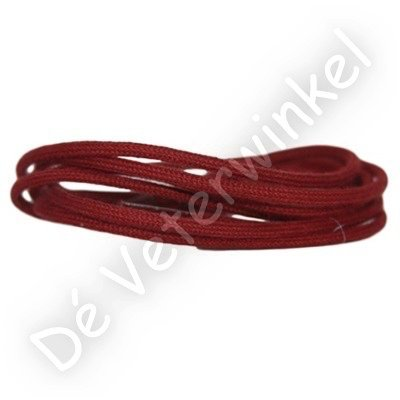 Cordlaces 3mm cotton Dark Red SPECIAL LENGTH