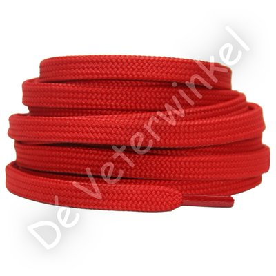 Plat 8mm polyester Rood SPECIALE LENGTE