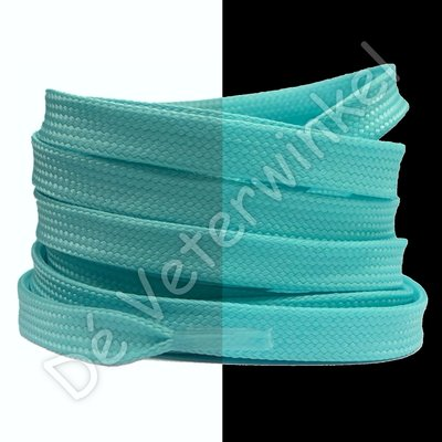Glow in the dark 8mm Azuurblauw SPECIALE LENGTE