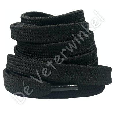 Plat 10mm polyester Zwart SPECIALE LENGTE