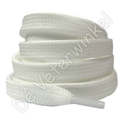 Plat 10mm polyester Naturel-White SPECIALE LENGTE