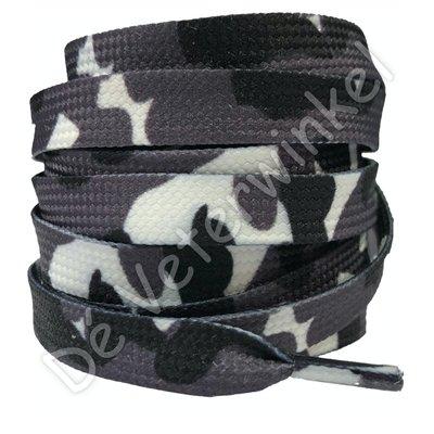 Printveter camouflage Zwart SPECIALE LENGTE