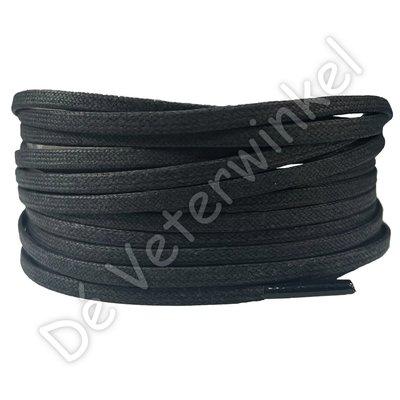 Plat 3mm wax Zwart SPECIALE LENGTE