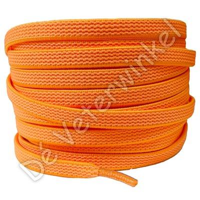 Plat ELASTIEK 7mm Oranje SPECIALE LENGTE