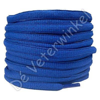 Ovaal sportveter 6mm Koningsblauw SPECIALE LENGTE