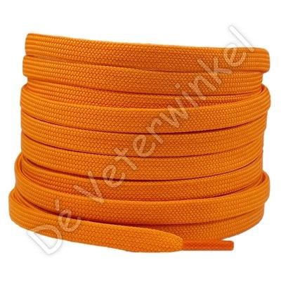 Plat 8mm polyester Oranje SPECIALE LENGTE