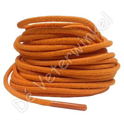 Rond 2mm wax Oranje SPECIALE LENGTE