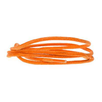 Waxveters oranje 75cm