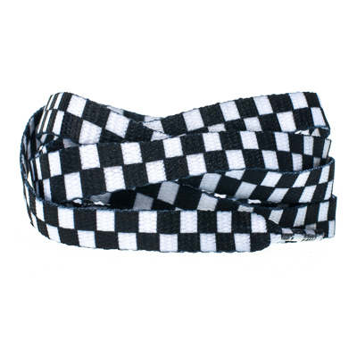 Mr.Lacy Printies Black/White Checkered