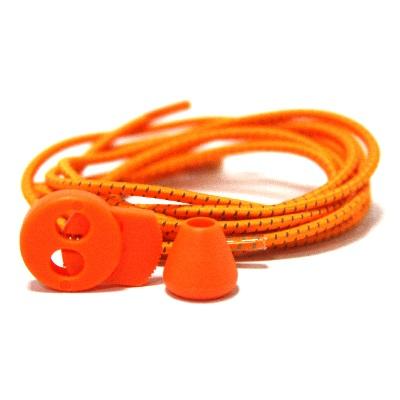 Snelsluiting veters REFLECTIE Oranje