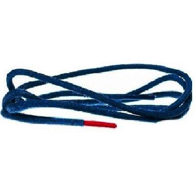 Waxveters donkerblauw met rode pinken