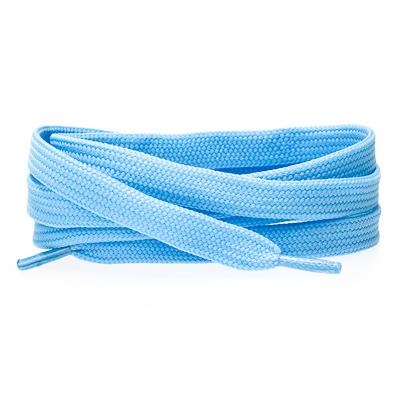 Platte veter Lichtblauw SPECIALE LENGTE