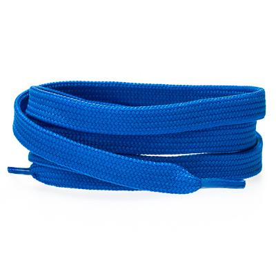Platte veter Koningsblauw SPECIALE LENGTE
