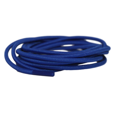 Rond elastiek Koningsblauw SPECIALE LENGTE