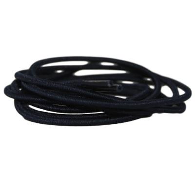 Rond elastiek donkerblauw SPECIALE LENGTE