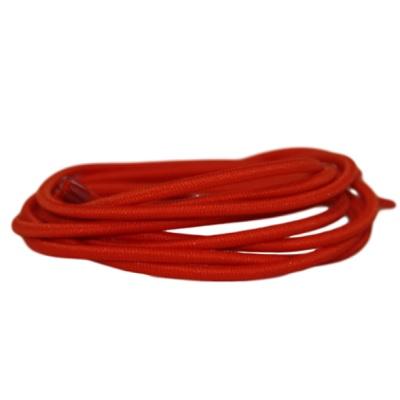 Rond elastiek Signaal oranje SPECIALE LENGTE