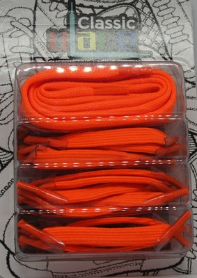 U-Lace Box Neon Orange