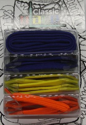u-Lace-Box Multi-color: Brights OP=OP!