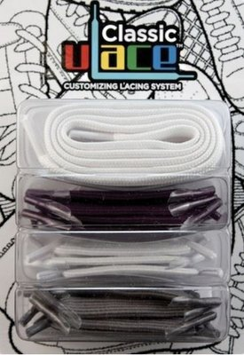 u-Lace-Box Multi-color: Royalty OP=OP