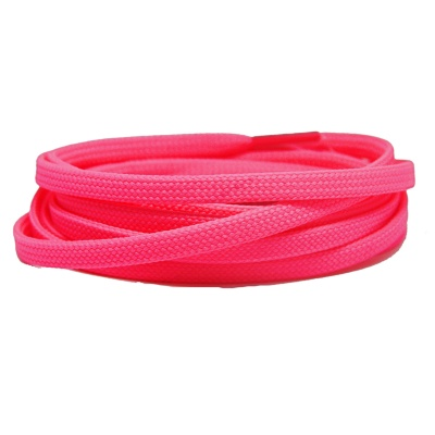 Plat 5mm Polyester NeonRoze SPECIALE LENGTE