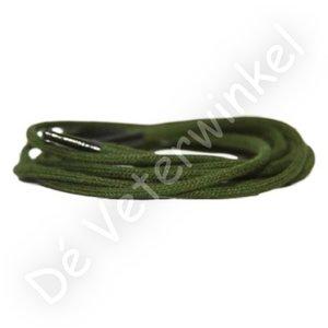 Koordveter 3mm katoen Groen SPECIALE LENGTE