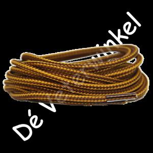 Type Timberland 3mm Donkergeel/Bruin AAN DE METER