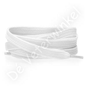 Plat 8mm polyester Off-White AAN DE METER